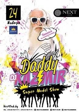 Super Model Show & Dj Kazimir