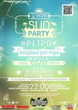 Sun Party Retro