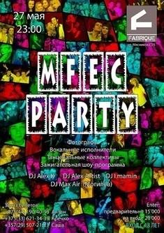 Mfec Party