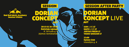 Red Bull Music Academy Session Vilnius / Dorian Concept