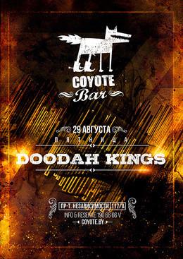 Концерт группы Doodah Kings