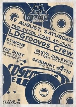 LDGrooves Crew Party