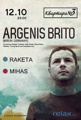 Argenis Brito (Berlin/Germany)