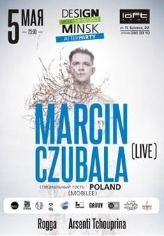 Marcin Czubala (Live, Pl)