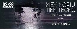 KNTT: Local Kid / Zeringer / Issue