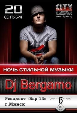 Dj Bergamo