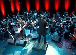 Открытая репетиция группы J:Морс и Президентского оркестра Республики Беларусь