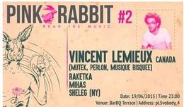 Pink rabbit #2