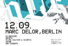 Marc Delor, DE @ Brutto