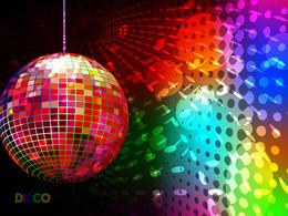 Ночная дискотека в клубе «Материк»