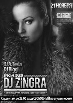 DJ Zingra