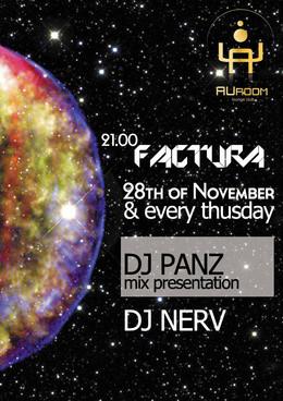 Презентация микса от DJ PANZ