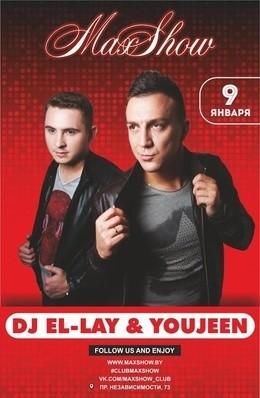 Dj El Lay & Mc Youjeen