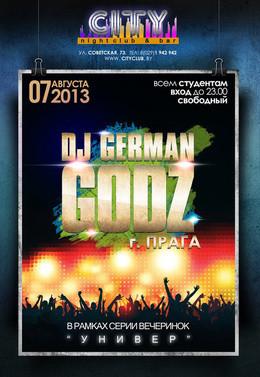 DJ German GODZ
