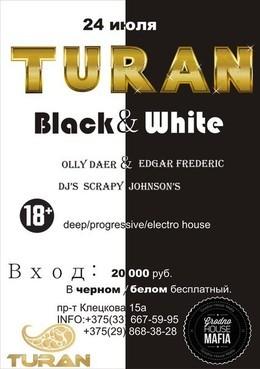 Turan Black&White