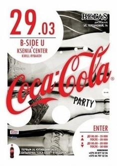 Coca-cola Party