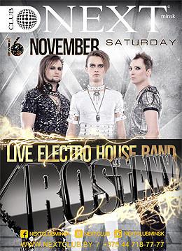 Electro-live ROSTANY