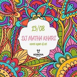 DJ Matha Khari & De Kuba