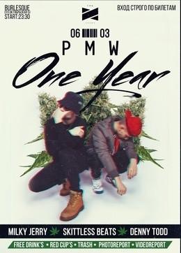 PMW|One Year