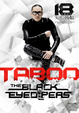 TABOO (from Black Eyed Peace). ОТМЕНЕН