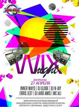 Wix Night