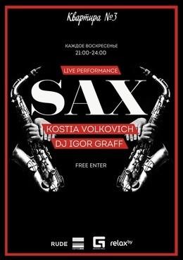 SAX Kostia Volkovich