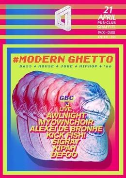 Modern Ghetto Party