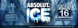 Absolut Ice Party