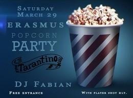 Erasmus Popcorn Party