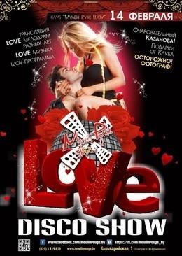 Love Disco Show