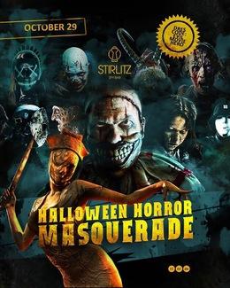 Halloween Horror Masquerade