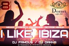 I like it — Ibiza