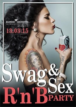 Swag & Sex R'n'B Party