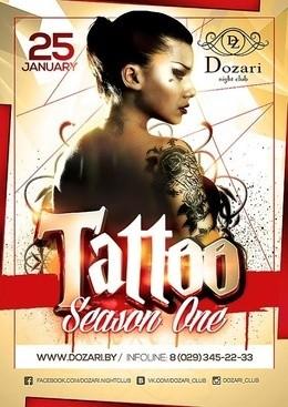 Tattoo show by Dozari