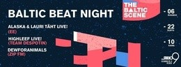 Vilnius Music Week: The Baltic Beat Night