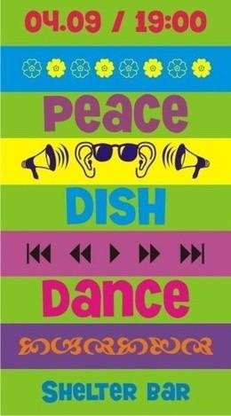 Peace Dish Dance