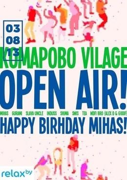 Happy Birthday Mihas