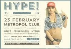 The hype partie$