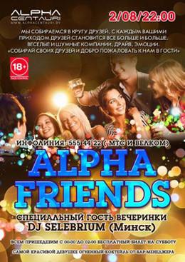 Aplha friends