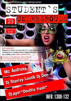 Students Undergrounds