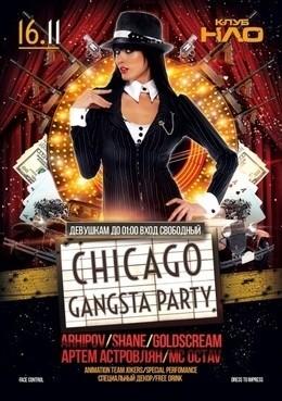 Chicago GANGSTA PARTY