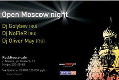 Open Moscow Night