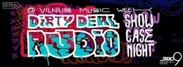 Vilnius Music Week: Dirty Deal Audio Showcase