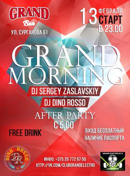 Grand Morning