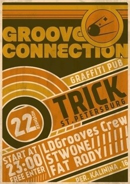Grooves Connection Party