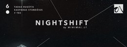 NightShift by minimal.lt