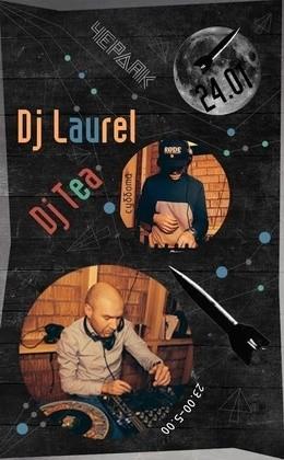 Dj Laurel & Dj Tea