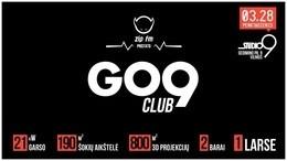 ZIP FM pristato GO9 CLUB: LARSE (DE)