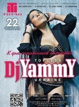 DJ Yammy / Ukraine