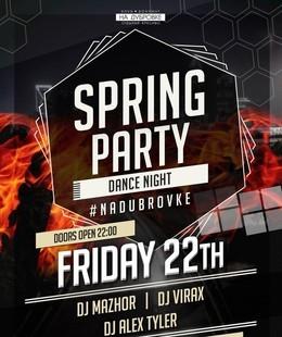 Spring Party На Дубровке